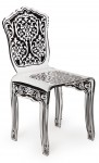 Damask Dining Chair