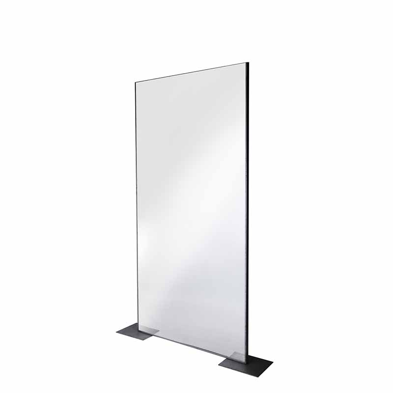 Oversized Floor Mirror 96 With Panels